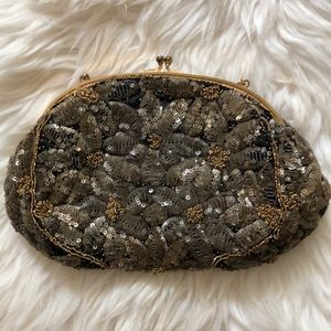 Bags by Josef Hand beaded in France Vintage Purse